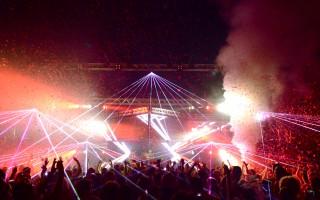Dance Valley -LaserDream lasershow
